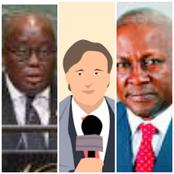 Prez Akufo Addo, Fmr. Prez John Mahama And Journalists, Who Is Dishonest To Ghanaians Over Free SHS?