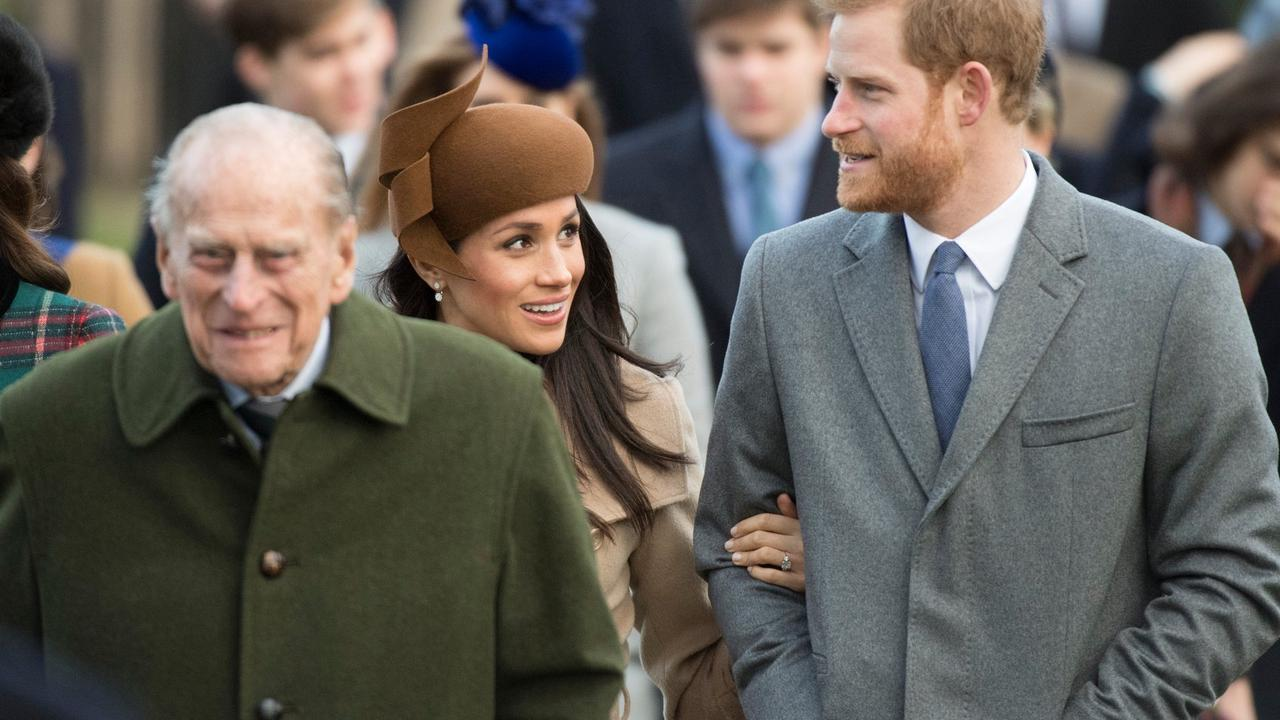 Harry says Meghan, Archie and unborn daughter 'will keep Philip in their hearts'