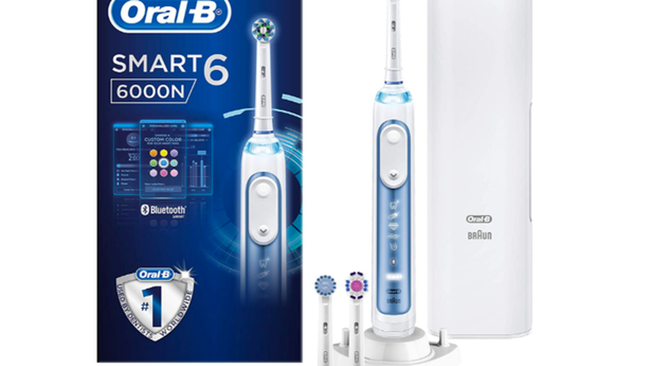 Amazon launch 75% price cut on Oral-B electric toothbrush in Prime Day sale