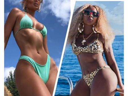 Between Ariana Grande And Mary J. Blige, Who Slays Better On Bikini Outfit? (Photos)