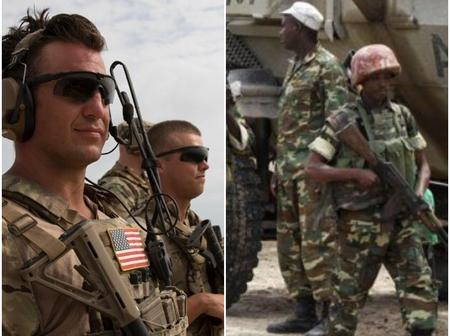 AMISOM & US Army to Jointly Camp in Mogadishu For This Crucial Function