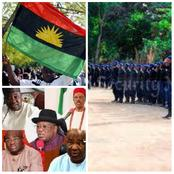 IPOB Breaks Silence After A New Security Outfit Was Created By South-East's Governors