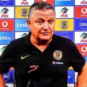 Painful News! ''Kaizer Chiefs were playing alone'' See this