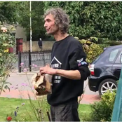 Homeless Man Approaches Construction Workers with a Bold and Strange Request