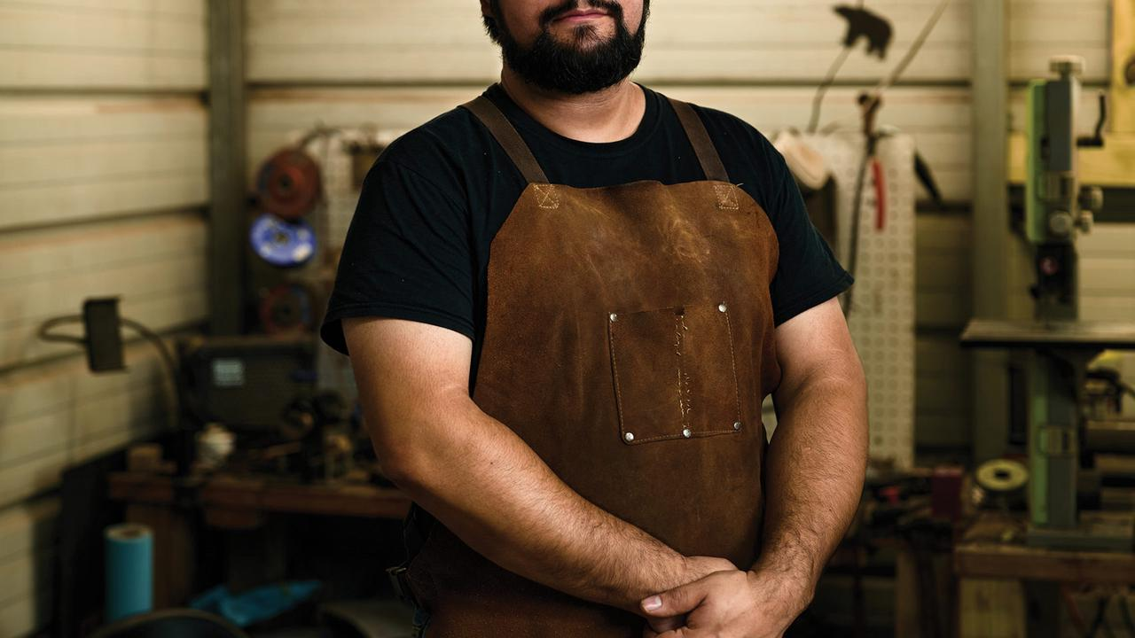 This Forged in Fire Winner is Crafting History
