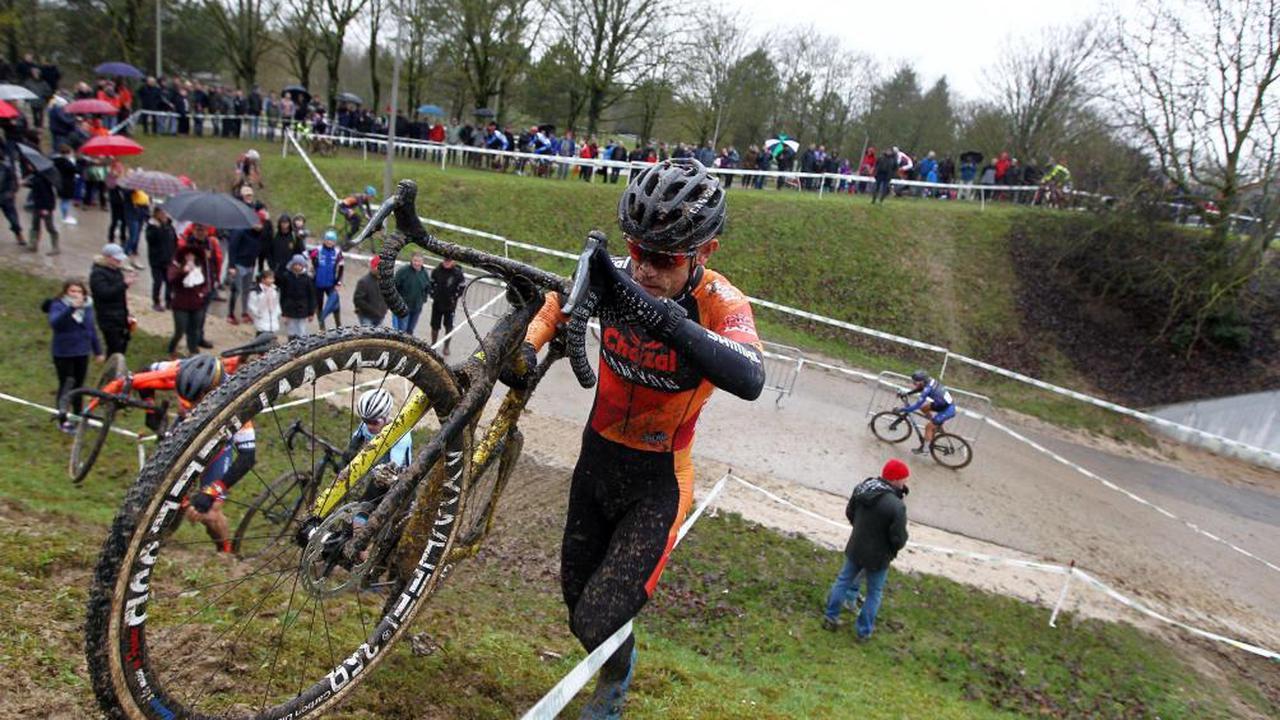 Troyes cyclo-cross UCI devient une manche de la Coupe de France