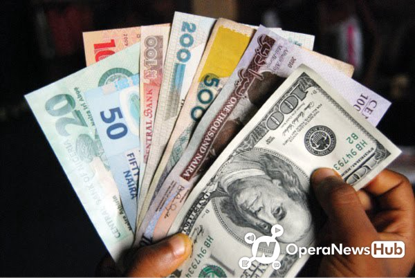 Exchange Rate Of Naira To Dollar As At