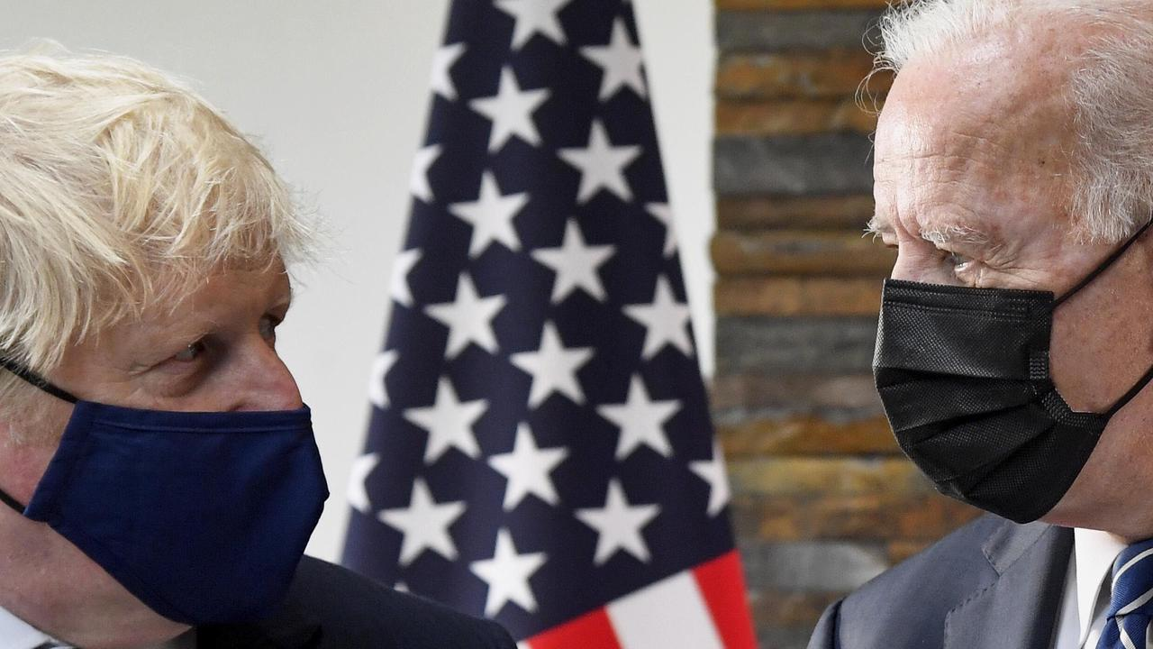 World View: G7 Meet, Tigray Hunger, China's Mars Rover, More