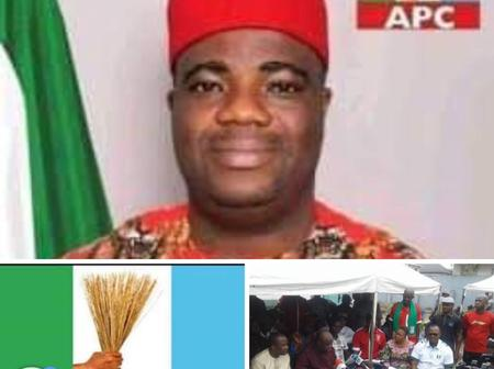 We Still Remain the Legitimate State Executives of APC, Imo State — Hon. Daniel Nwafor