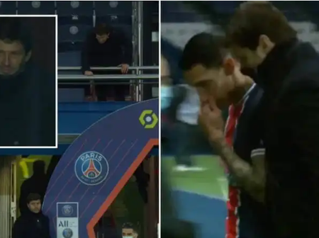 His House Was Robbed When He Was On The Pitch Last Night, See Who Contacted PSG Manager