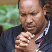 Just In : Court Saves Former Kiambu Governor, Waititu From Losing his Luxurious Cars