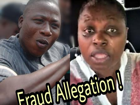 UK-Based Blogger Blows Hot, Drags Igboho's Aide For Failing To Acknowledge N2.5m Donation [VIDEO]