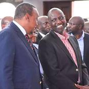 Still Working Together? DP Ruto Praises Uhuru's Government, Warns Rivals of Tough Race in 2022 Polls
