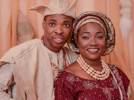 These pictures of the wife of comedian Woli Agba prove he is truly a man of great taste [PHOTOS]