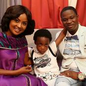 Photos Pop Up As kwadwo Ampong Shares Lovely Pictures With His Adorable Son
