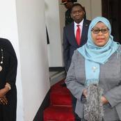 President Kenyatta Invites Tanzanian President To Kenya