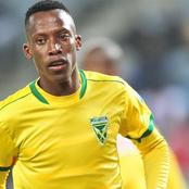 Golden Arrows Defender Involved In A Horrific Car Accident.