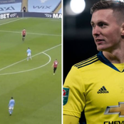Former Man United Goalkeeper Praises A Player No One Expects After Derby