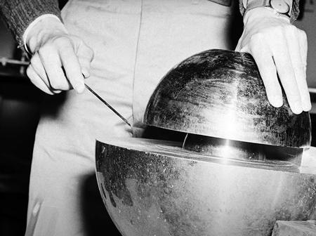 The True Story of World War II's Third Un-used Atomic Bomb and How it Killed Two Scientists