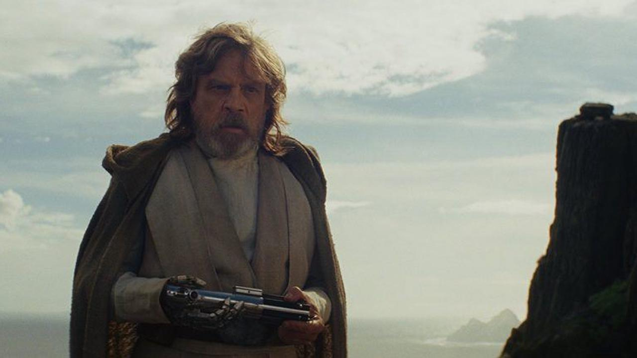 'Star Wars': Luke Skywalker Was So Powerful He Didn't Even Need a Lightsaber