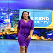 Netizens Excited As Betty Kyallo Announces Tv Comeback