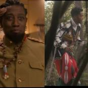 Kenyan Flag Used in Coming 2 America Movie (Screenshots)