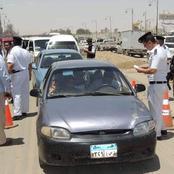 بعد تصديق الرئيس السيسي.. غرامة على أصحاب السيارات من 100 إلى 8 آلاف جنيه عن هذه المخالفات المرورية