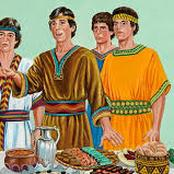 Reasons Why The Young Jewish Exiles Refuse To Eat The King's Food.