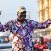 Mmecheza Kama Nyinyi, Raila Thanks Coastal Residents