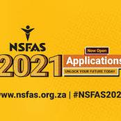 BREAKING NEWS: NSFAS Is Now Busy Finalising Applications for 2021 academic year.