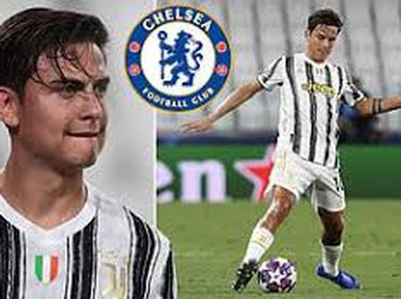 Dybala To Chelsea: Chelsea Imminent Move For Dybala On Target As Juventus Struggle For New Deal