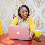 Meet The Lady That Will Be Replacing Grace Mwai At Mt Kenya Tv