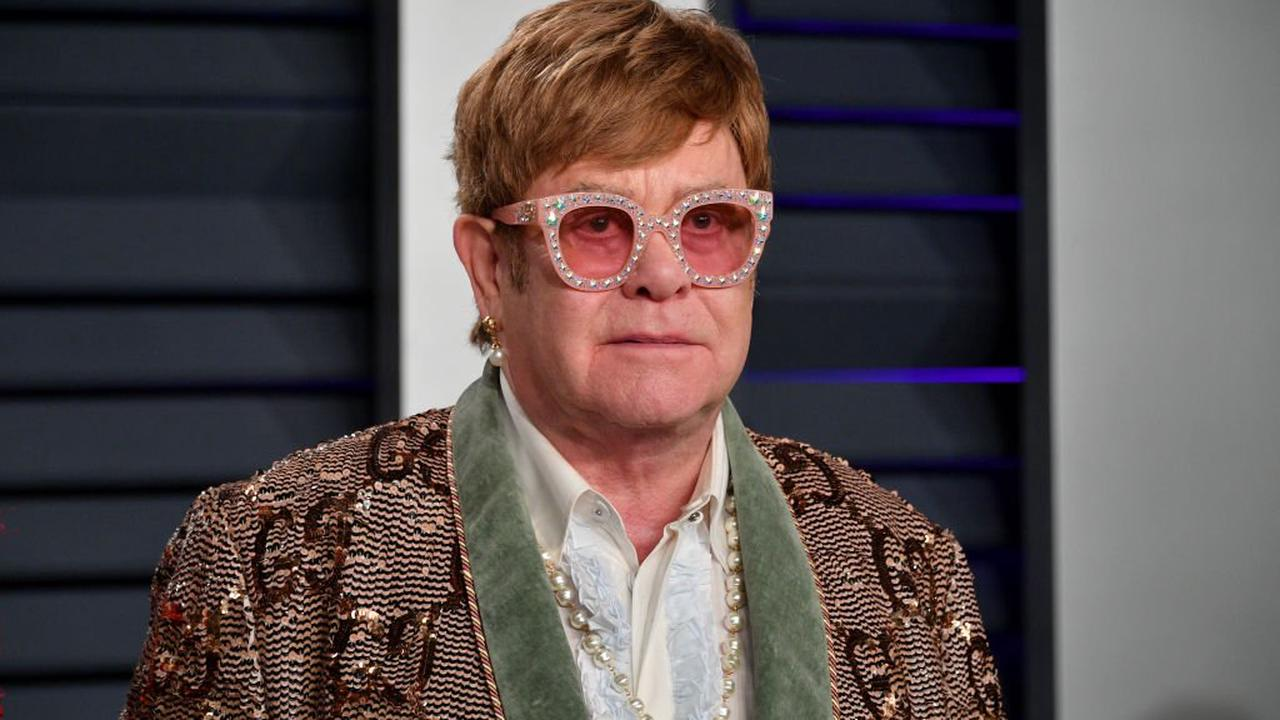 Fans wish Elton John a full recovery as he postpones tour due to painful injury