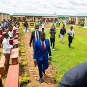 Bushiri Hands Over The School He Built In Malawi
