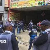 51 Zimbabweans arrested for allegedly stealing police guns in Eastern Cape.