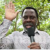 Prophet TB Joshua Drops New Prayer