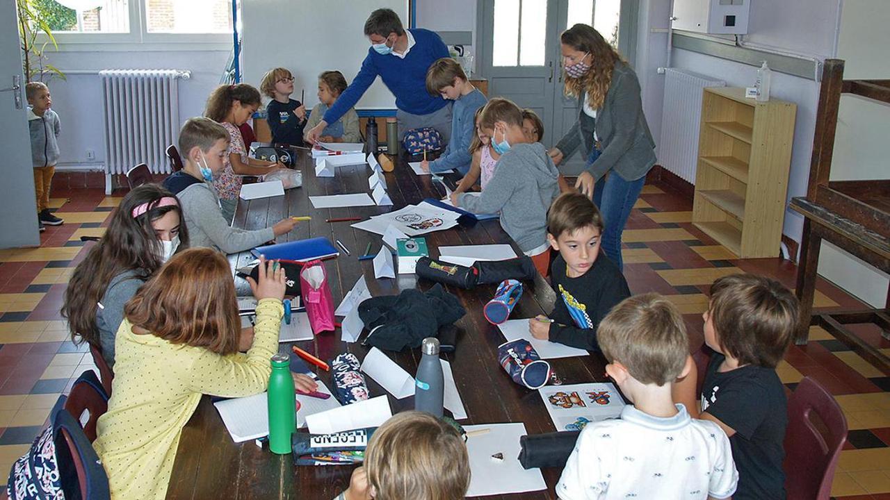 Eure-et-Loir. Une première rentrée pour l'école du Roseau, près de Verneuil-d'Avre-et-d'Iton