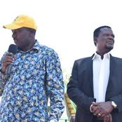 Khalwale's Concession Message Leaves People Talking