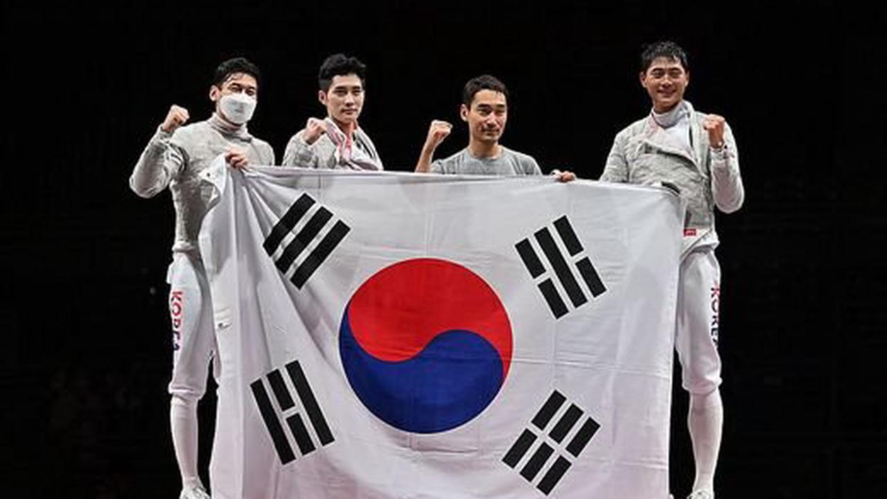 Am Schauplatz  Nur Medaillen befreien Südkoreas Athleten von der Militärpflicht
