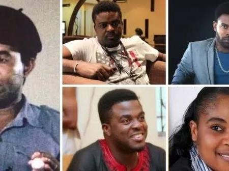 Checkout Nollywood Actors and Actresses Who Are Relatives (Photos)