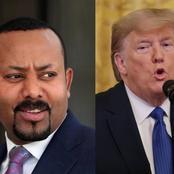 الأمور تشتعل.. ترامب يؤكد إمكانية تفجير سد النهضة وإثيوبيا تتهم ترامب بالتحريض على الحرب