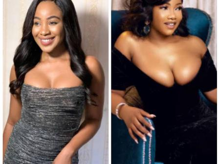 Between Tacha and Erica, who looks more stunning in an off-shoulder dress?