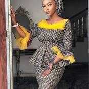 Stylish Skirt And Blouse Outfits You Should Consider Sewing This Easter Season