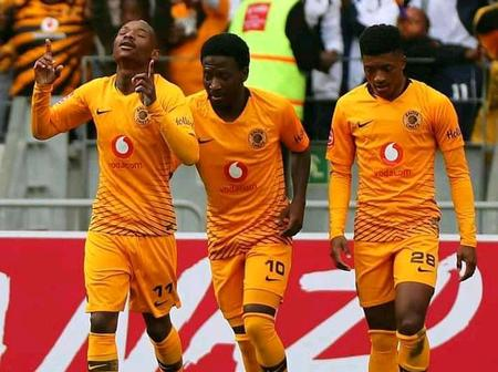 BREAKING: Kaizer Chiefs have parted ways with their skillful midfielder