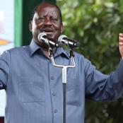 Caleb Kositany Deconstructs Raila Odinga by Disclosing the Following About him