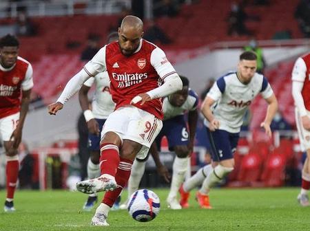Arsenal superb winning 2-1 against Tottenham at the Emirates studium.