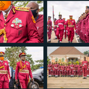 Gallant Officers: See Beautiful Pictures as Operation Amotekun Kicks Off in Ondo State (Photos)