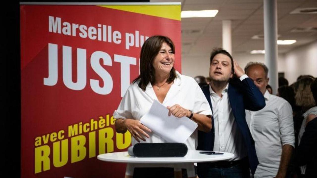 La maire de Marseille Michèle Rubirola va démissionner