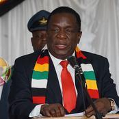 President of Zimbabwe ED Mnangagwa Donated US$27 000 to Zambia while his country is suffering.