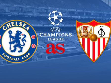 UCL: Fans predicts the winner in Chelsea vs Sevilla UCL match
